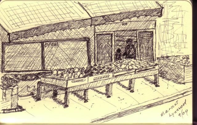 Produce market Lynnwood